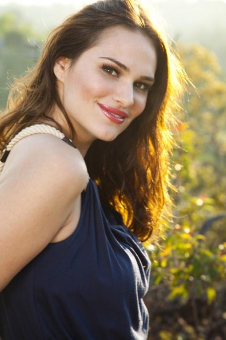 Nicole Weider's modeling website