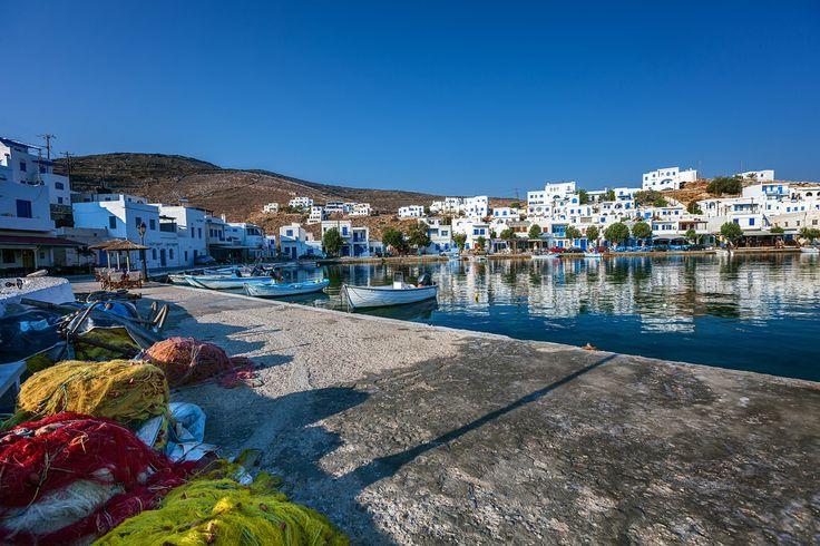 VISIT GREECE| Traditional village of Panormos in #Tinos #visitgreece #greece