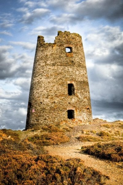Parys Mountain, Anglesey  www.smartimaging.co.uk
