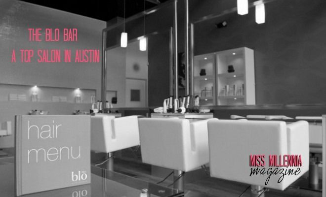 The Blo Bar - A top Salon in Austin! #BloBar #Salon #Austin