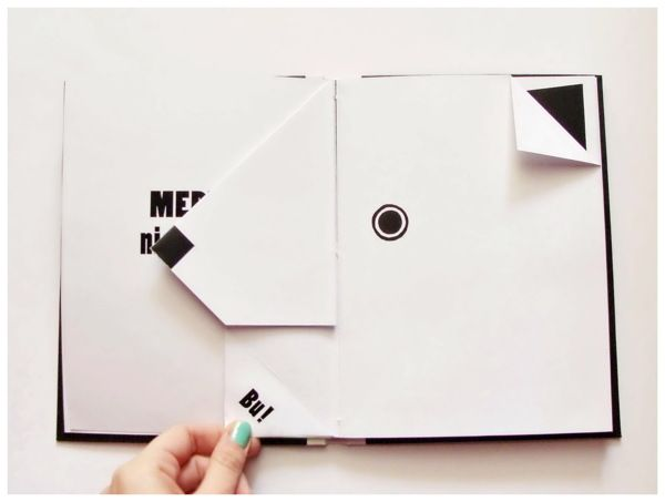Ta.Ta. Unconventional Design For Kids: PAPER ZOO Libro pop up