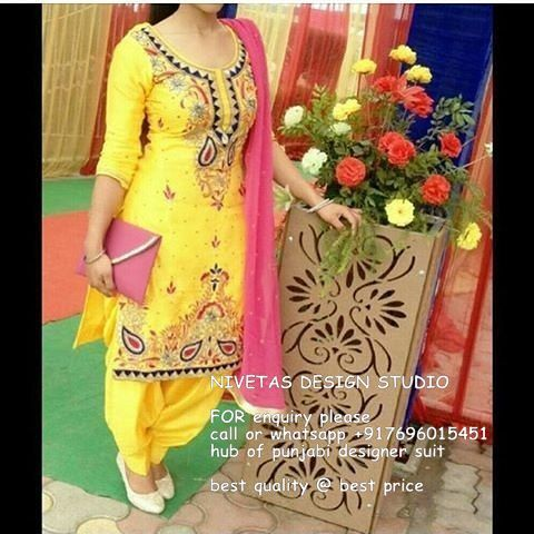 for enquiry kindly send msg or call +917696015451, & for what,s up +917696015451 EMAIL: nivetasfashion@gm... we can make any color combination we ship all over the world #punjabi #patiala #salwar #suit #boutique #dupatta #india #punjabi #fashion #Punjabi #Salwar #Suits #punajbi_salwar_suit #Punjabi_fashion #salwar_kameej #salwar #Indian_suits #boutique_suits #boutiques #india #ehtnic #desi #fashion #punjabi_suit_obsession #punjabi_suit_dresses #punjabi_suit_lover #punjabi_suit_collection…