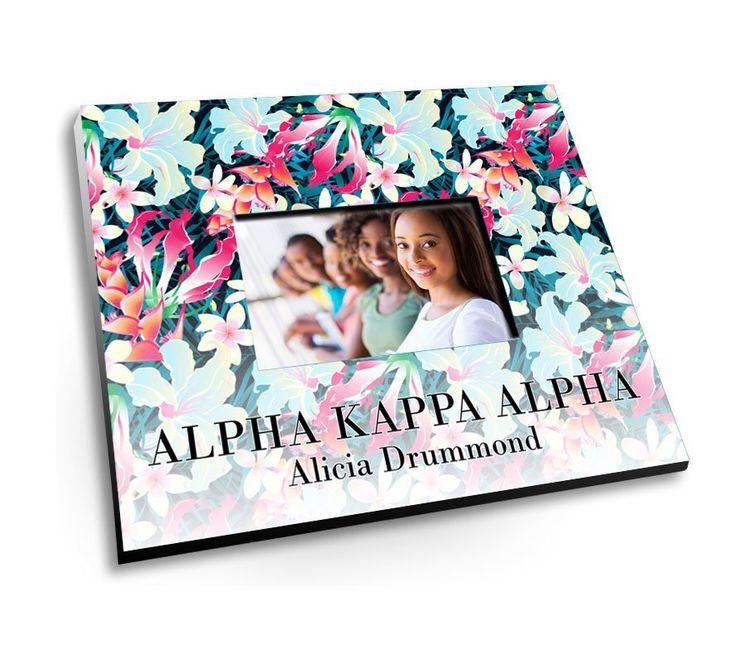 Bonito Alfa Kappa Alpha Marco De La Matrícula Imagen - Ideas ...