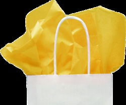 Special Order Tissue Paper - Yellow