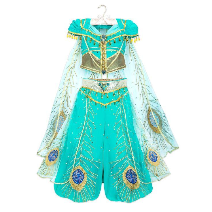 Jasmine Costume for Kids - Aladdin - Live Action Film