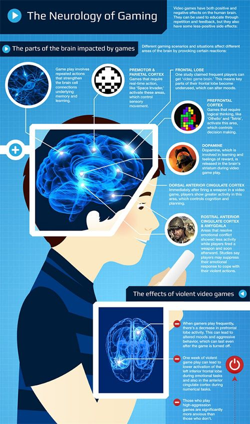 The Neurology of Gaming Contact us Today for Your