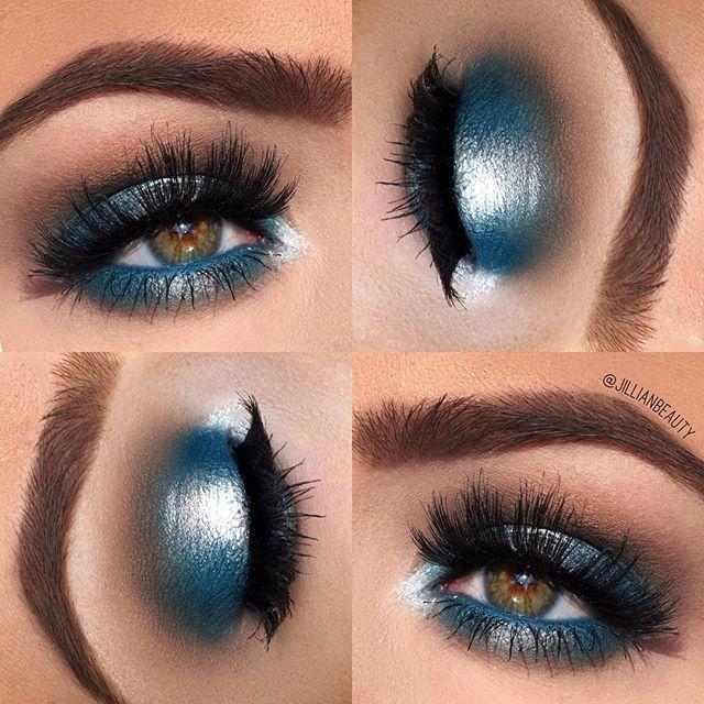 Jillianbeauty On Instagram The Blue Is Coconut By
