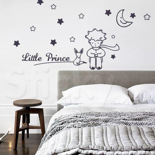 wall sticker LITTLE PRINCE  www.sticky.gr