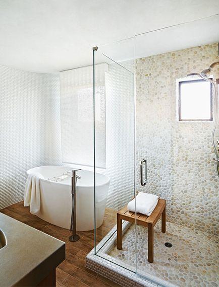 Gorgeous freestanding tub