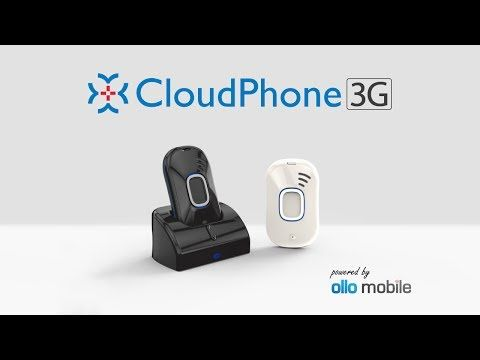 CloudPhone 3G: Revolutionize how you care. CloudPhone by ollo mobile is a voice controlled 3G cell phone & smart care system that constantly monitors your loved one's well being. Talk, Share, Live.
