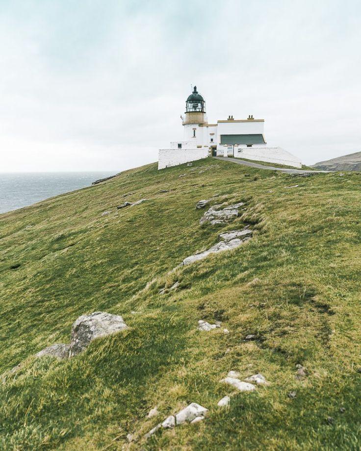 Le phare de Stoer head sur la North coast 500 en Ecosse