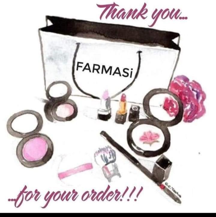 Farmasi Beauty Influencer Makeup Backgrounds Cosmetics Usa Makeup Shopping Bag