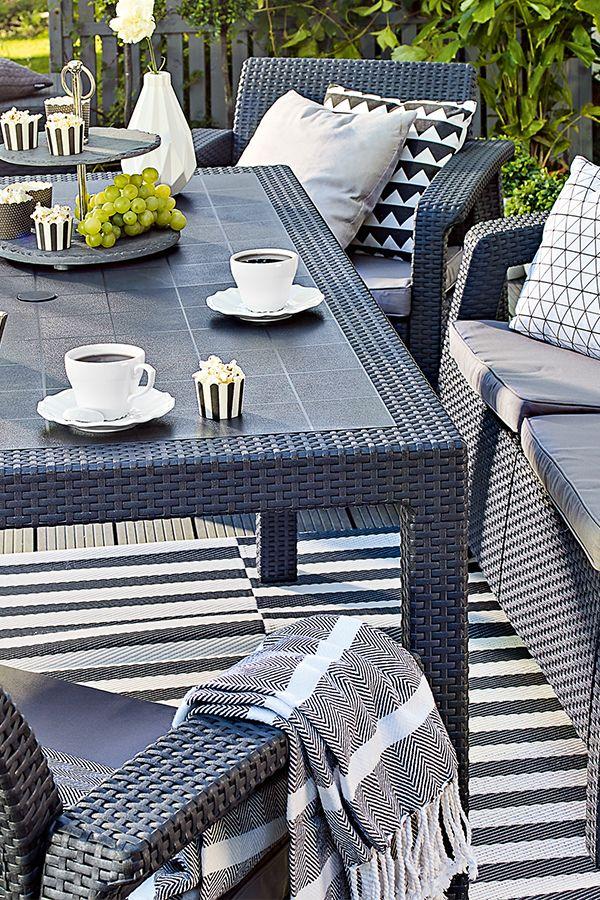 Leroymerlin Leroymerlinpolska Dlabohaterowdomu Domoweinspiracje Ogrod Mebleogrodowe Rattan Rodzi Outdoor Furniture Outdoor Furniture Sets Outdoor Decor