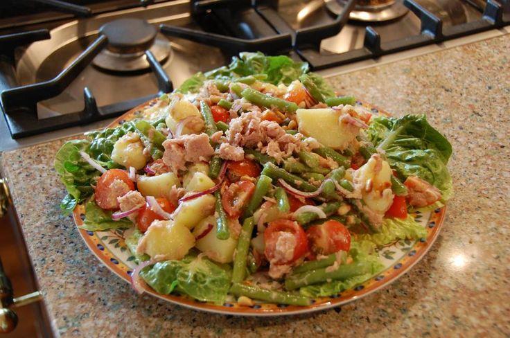 Aardappelsalade Met Tonijn recept | Smulweb.nl