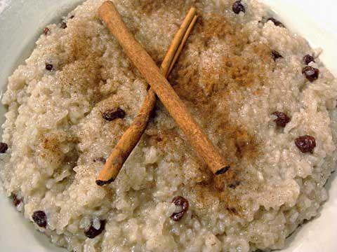 arroz con dulce de puerto rico | de puerto rico arroz con dulce
