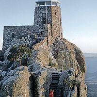 #Hike to the top of Harney Peak - #BlackHills of #SouthDakota