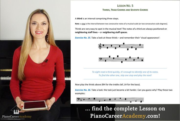 Happy Monday everyone! Are you ready to take the next step in your sight-reading journey? :P Sight-Reading Lesson No. 5 is now LIVE on PianoCareerAcademy.com! ;)  Our new Sight-Reading Course comprises 111 fun sight-reading exercises (structured in 15 progressive Lessons, according to the professional principles of the Russian piano school): they will help you to 're-wire' your brain so that you can read a wide range of musical patterns fluently and effortlessly! 8|  Why do we need to have…