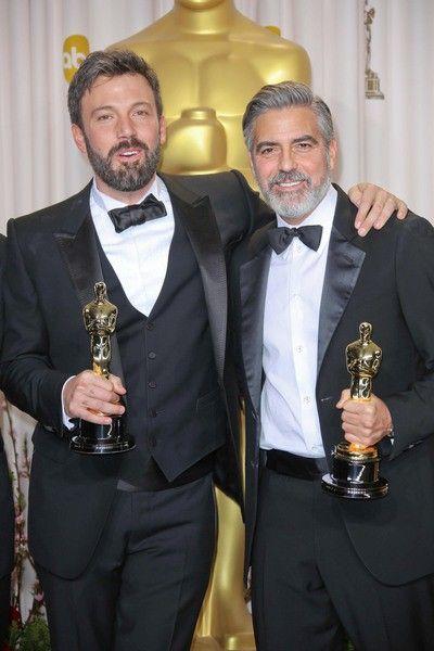 George Clooney - Ben Aflick