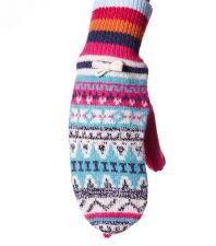 Odd Molly 852 Lovely Knit Mitten in Multi