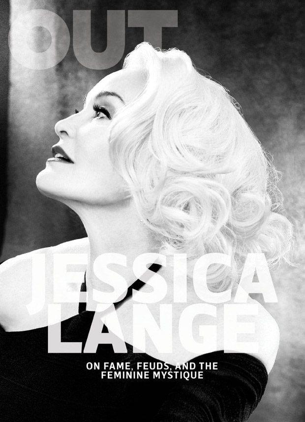 jessica lange | Jessica Lange Out April 2017