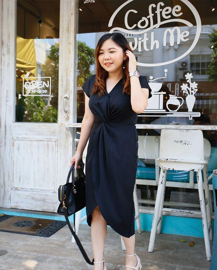 @aurelia_siska in @cloth_inc #iwearclothinc