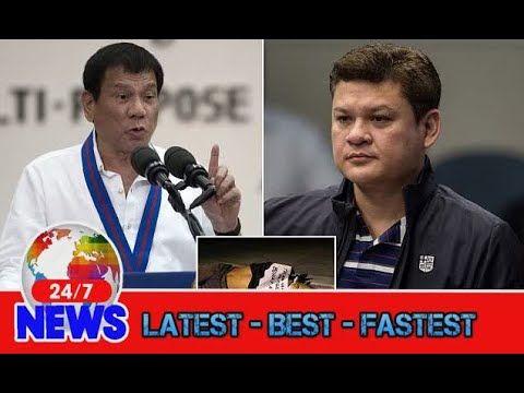 Rodrigo Duterte tells police to execute son if criminal | World News 24/7 |