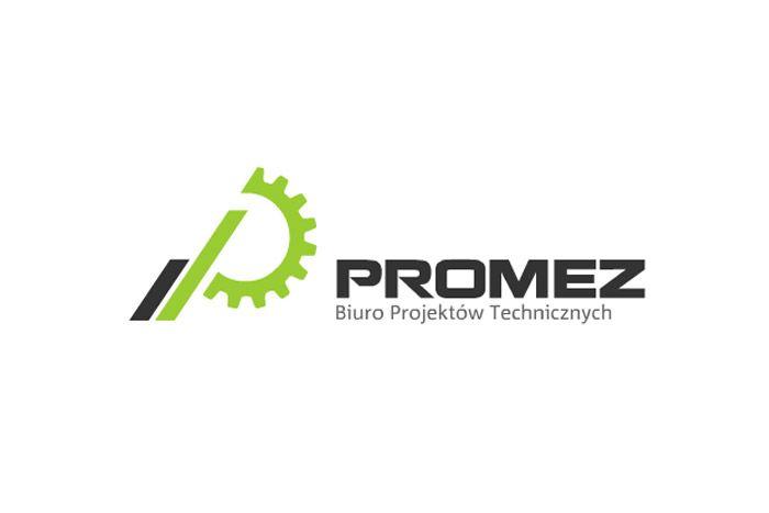 Projekt logo dla biura projektów technicznych PROMEZ  http://www.nlogo.pl/portfolio/promez-logo-dla-biura-projektowego