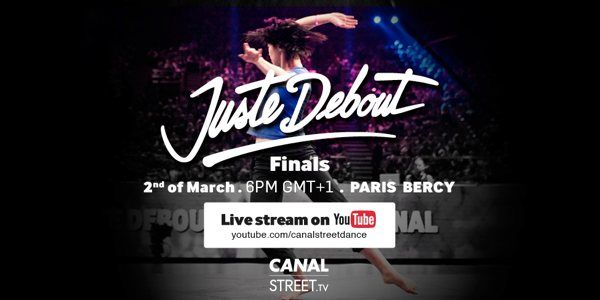 Watch Juste Debout online: Live stream of 2014 world finals from Paris here!
