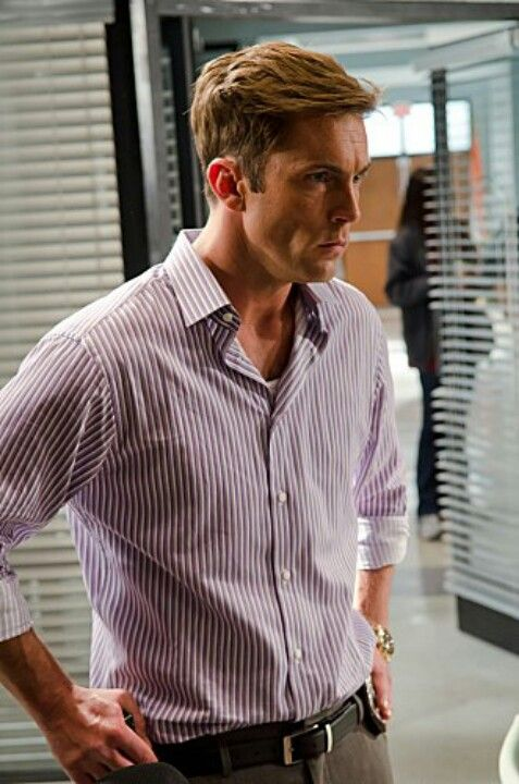 Desmond Harrington - Quinn from Dexter