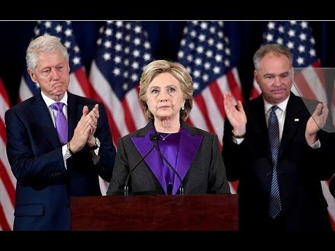 Hillary Clinton FULL Concession Speech After Losing to Donald Trump Election night 2016 hillary clinton donald trump hillary clinton concession speech speech election 2016 trump hillary clinton full concession speech tim kaine clinton full speech news clinton 2016 us presidential election clinton election trump wins concession 2016 clinton loses new york vote voting presidential election 2016 election day 2016 politics election day president cspan c-span kaine november emotional and painf...
