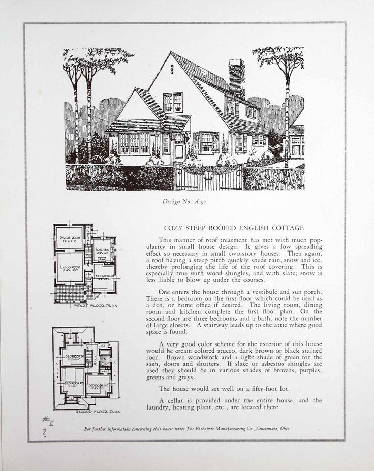 163 best Floorplan English Cottage images on Pinterest Cottages