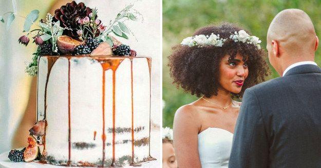 Estas são as tendências do momento em matéria de casamentos, segundo o Pinterest