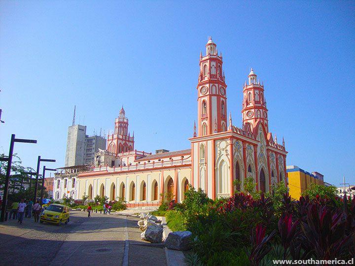 Iglesia de San Nicolás, Barranquilla, Colombia