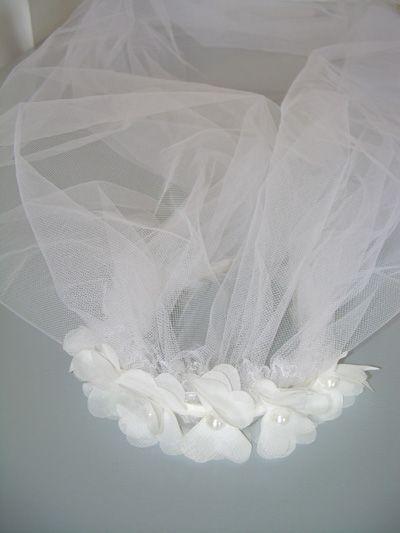 Voile de mariée déguisement, Patron couture gratuit