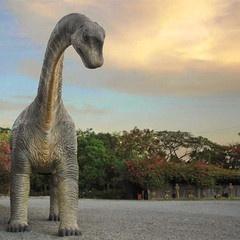 Decoración de dinosaurios