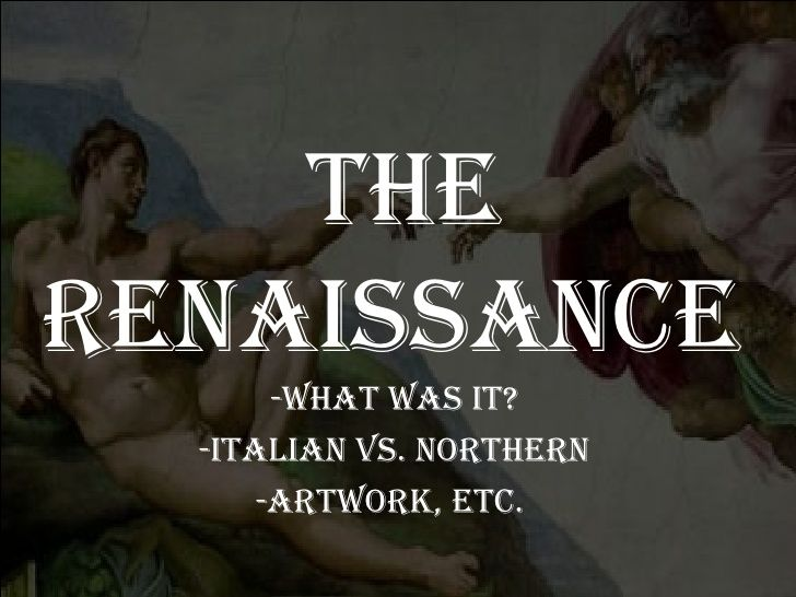 renaissance-power-point-presentation by janetdiederich via Slideshare