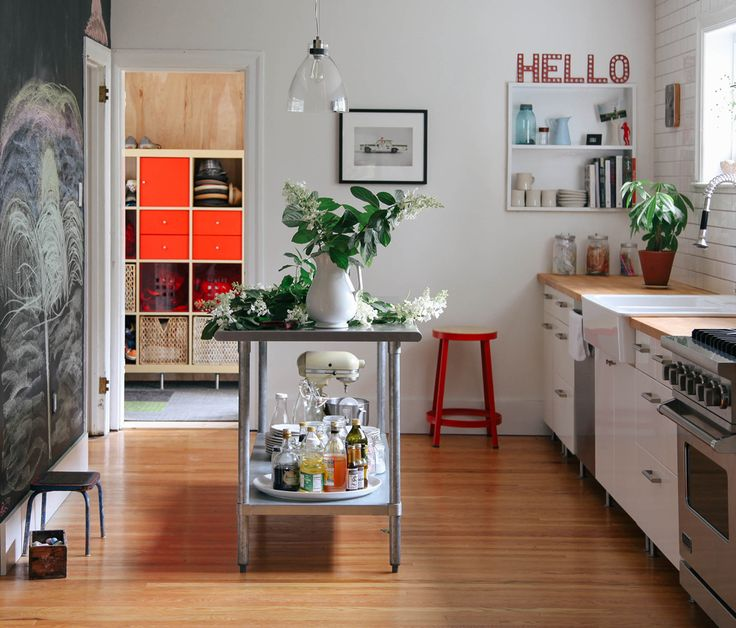 our kitchen featured on design*sponge