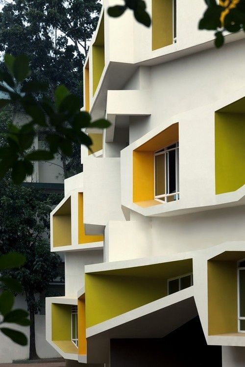 Modern Architecture Buildings In India