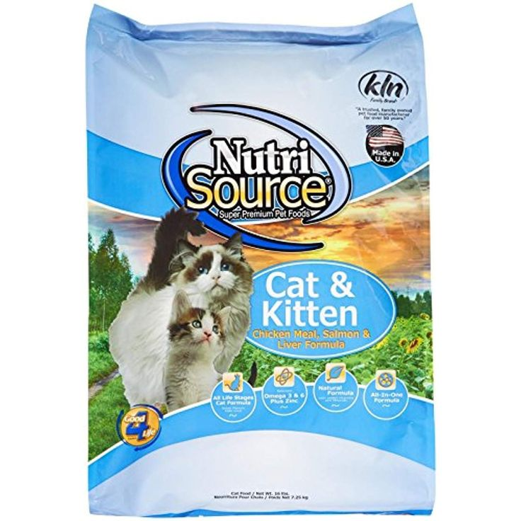 Tuffy'S Pet Food Nutrisource Salmon And Liver Formula Dry