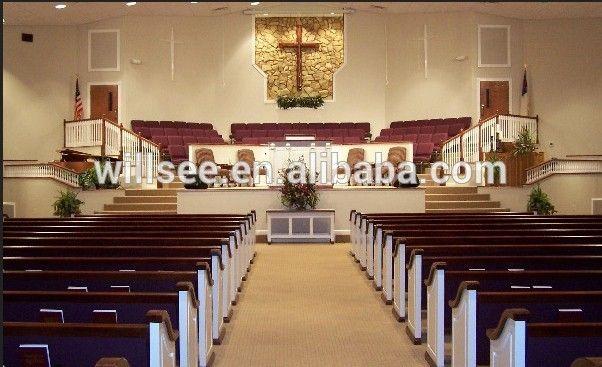 CH-B083, Твердая Древесина Церковной скамейке, Твердая Древесина Церковной Скамьи, Твердая Деревянная Церковь Стул