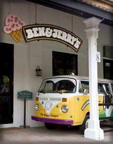 Ben & Jerry at Dempsey Hill - #Day2 - Ice Cream *nomnom #SGTravelBuddy