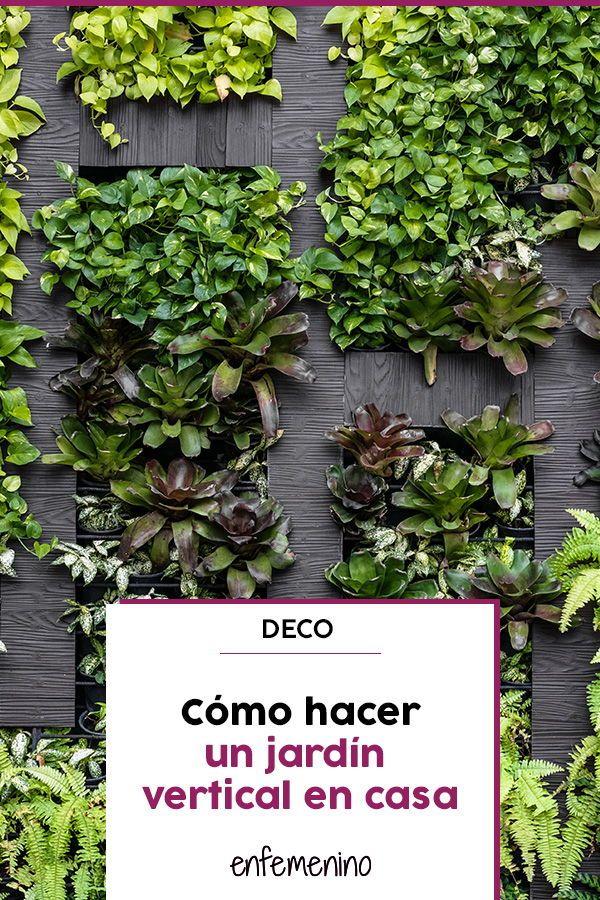 gaviones decorativos para el jard n y jardiner a ¿Quieres decorar de forma original tu jardín? Hazlo con un jardín vertical.