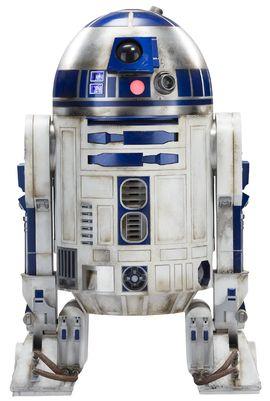 R2-D2 (fonéticamente en inglés Artoo-Detoo o Artoo, y en español Erredós-Dedós), fue un droide astromecánico y, sin duda, la unidad más famosa de la serie R2. Un viejo amigo y colega fue el droide de protocolo C-3PO, que sirvió a la familia Skywalker fielmente por muchos años.