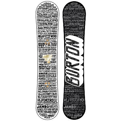 Burton Bullet Wide Snowboard 157 - Men's