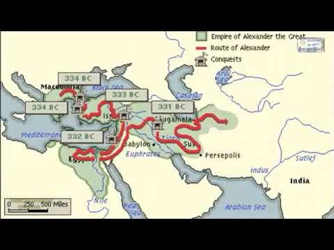 13 best animated maps of the most important developments in history empire of alexander the great map animation gumiabroncs Images