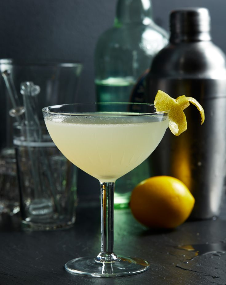 Meyer Lemon Cocktails | Cocktails, Lemon and Recipe Journal