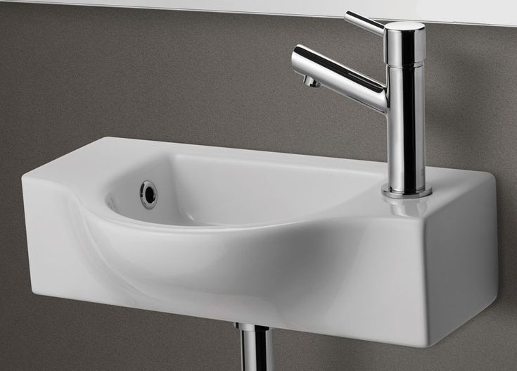 17 best ideas about small bathroom sinks on 13516
