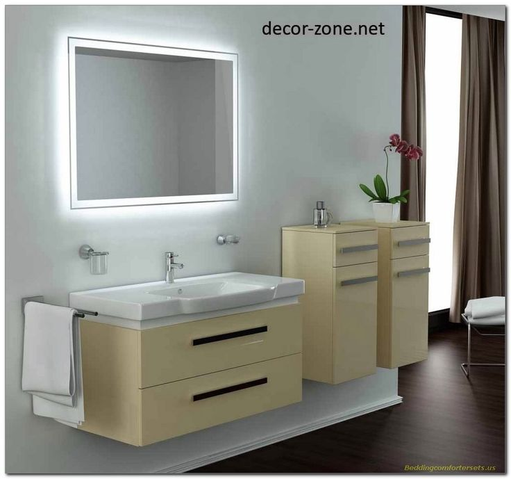 awesome bathroom mirror ideas with lights