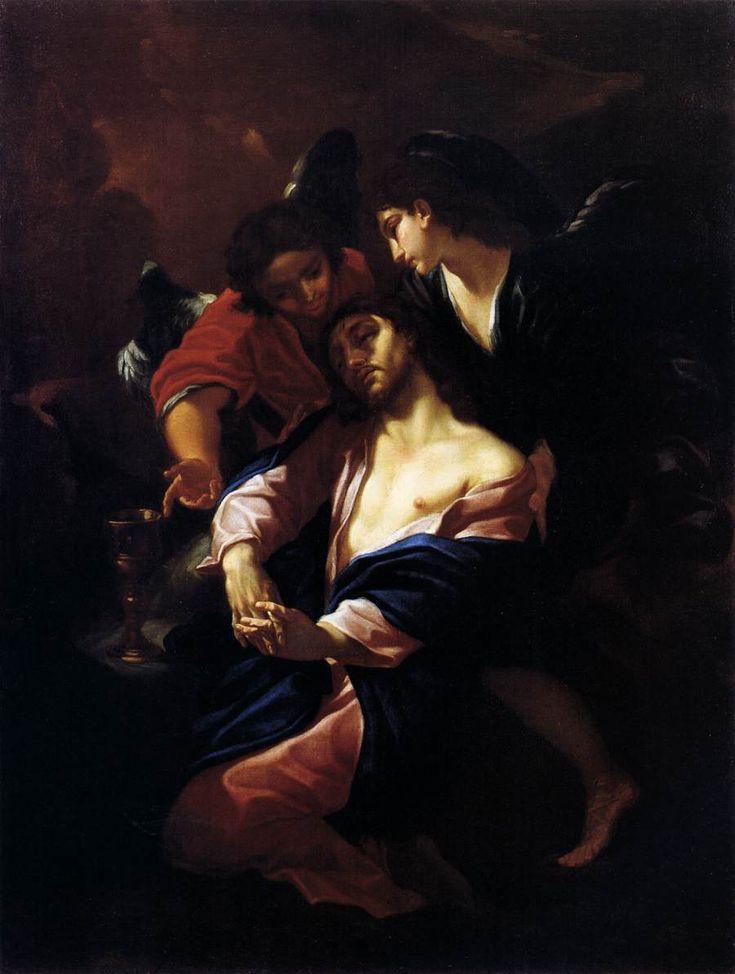 Brandi,_Giacinto_-_Christ_in_the_Garden_of_Gethsemane_-_c._1650.jpg 900×1,192 pixels