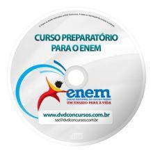 PREPARATORIO PARA EXAME NACIONAL DE ENSINO MEDIO ENEM 10 DVDS